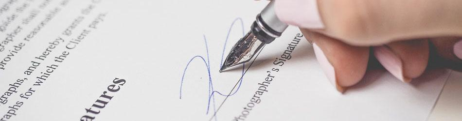 Further things to consider when writing confirmation letters to business partners